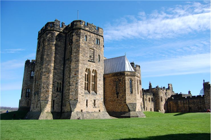 State rooms of Alnwick Castle