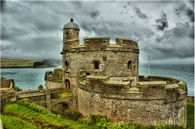 St Mawes Castle in England