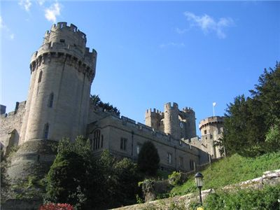 Caesar's Tower at Warwick Castle