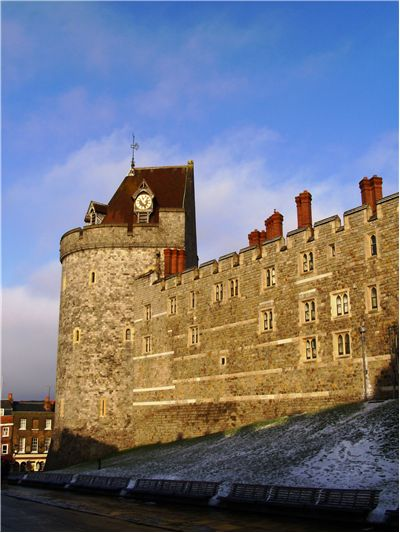 Windsor Castle - The Curfew Tower
